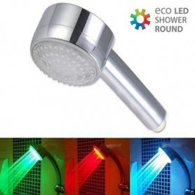 Ducha Led Eco Luz
