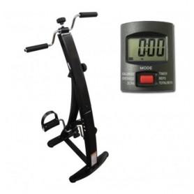 Pedaleador Bici Dual + Contador Digital