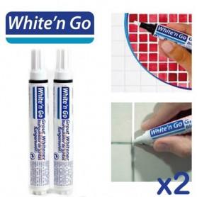 White and go Limpiador de Juntas Universal