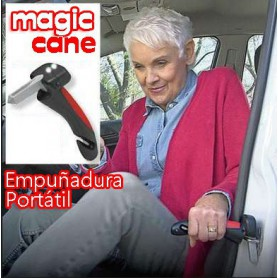 Car Cane Magic Empuñadura Portatil