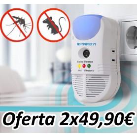 Ahuyentador de Plagas Pest Repeller 5 en 1