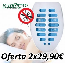 Buzz-Zapper Antimosquitos