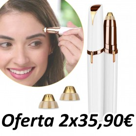 Depiladora para Cejas Hair Remover Brows