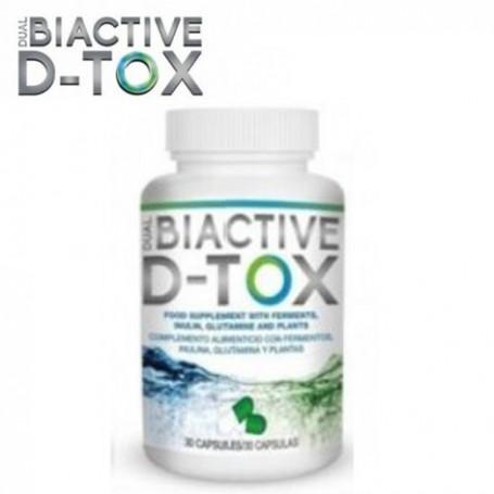 D-TOX Restaura tu Salud