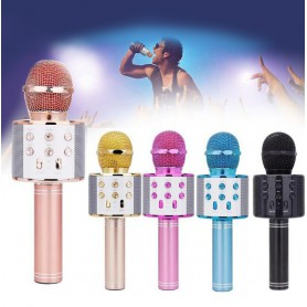 Karaoke Micrófono Inalambrico Bluetooth