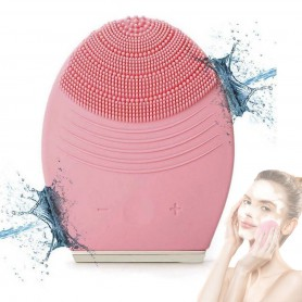Cepillo Limpiador Facial Sónico Forever