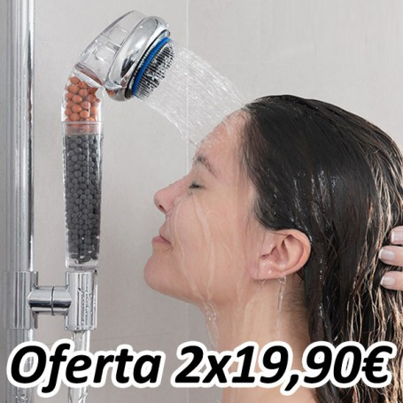 Alcachofa de ducha Ultimate Eco