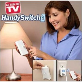 Enchufe Interruptor Inalambrico Handy Switch