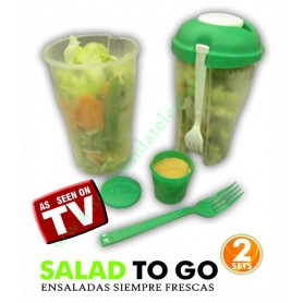 Salad To Go (Pack 2 Unidades)